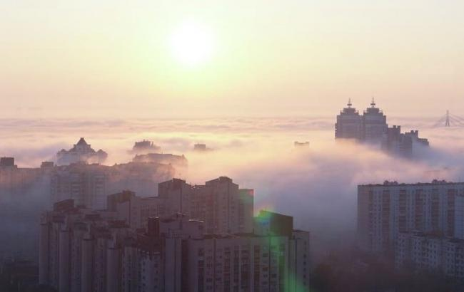 Синоптик дала поради киянам щодо смогу в місті