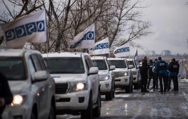 ОБСЕ: Наблюдатели засутки зафиксировали наДонбассе 450 взрывов