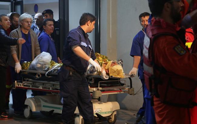 Кількість жертв пожежі в нічному клубі Бухареста зросла до 47 осіб