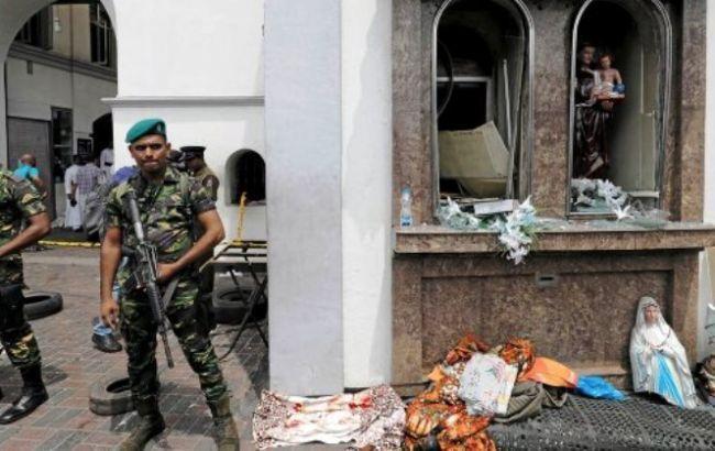 ІД взяла відповідальність за теракти на Шрі-Ланці