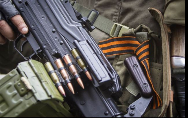 Фото: на Донбасі військові РФ підірвалися на саморобній міні