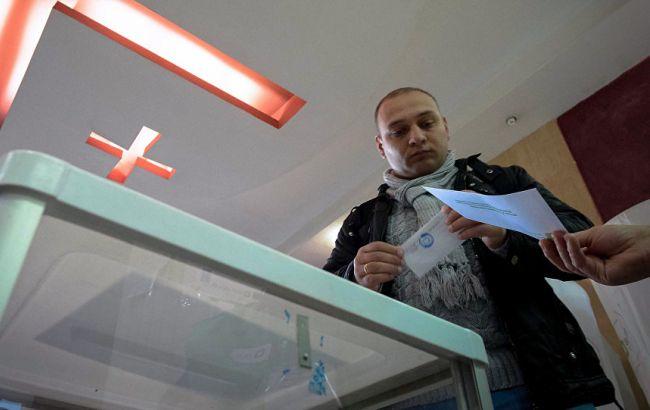Фото: выборы в Грузии