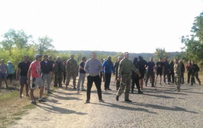 ВОдесской области неизвестные попытались захватить урожай сельхозпредприятия сострельбой