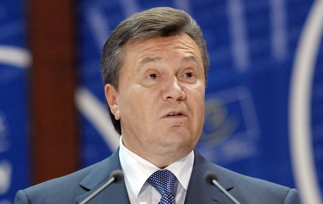 Минюст повторно направил вРФ запрос относительно видеодопроса В.Януковича