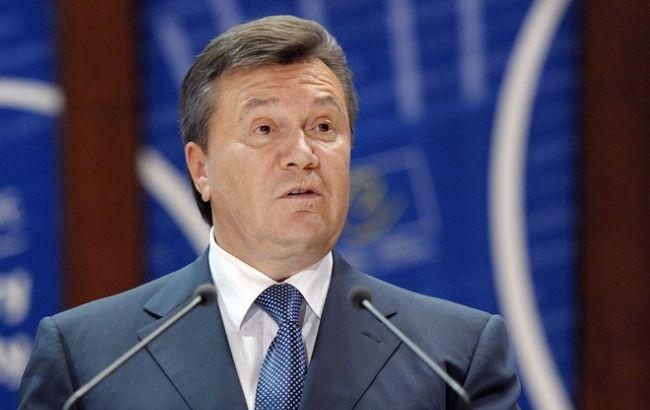 Суд столицы Украины арестовал жилую недвижимость ибриг Януковича
