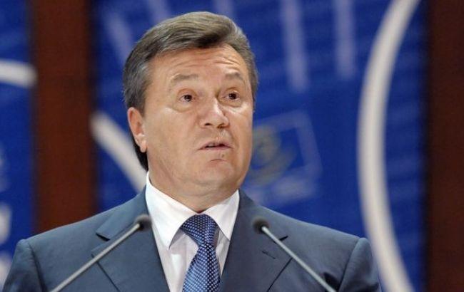 Суд вКиеве дал разрешение назадержание Виктора Януковича по«церковному делу»