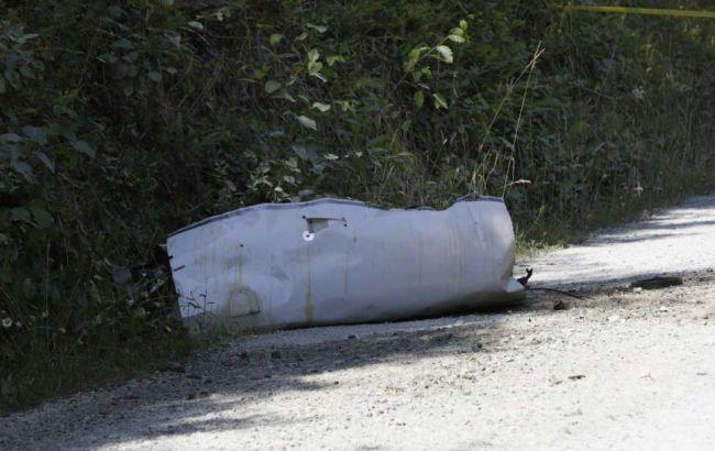 Фото: в Калифорнии разбился медицинский самолет