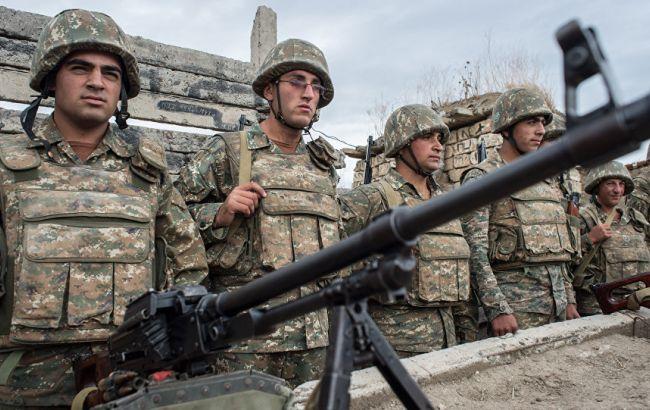Азербайджан заявил об уничтожении военной базы Армении в НКР