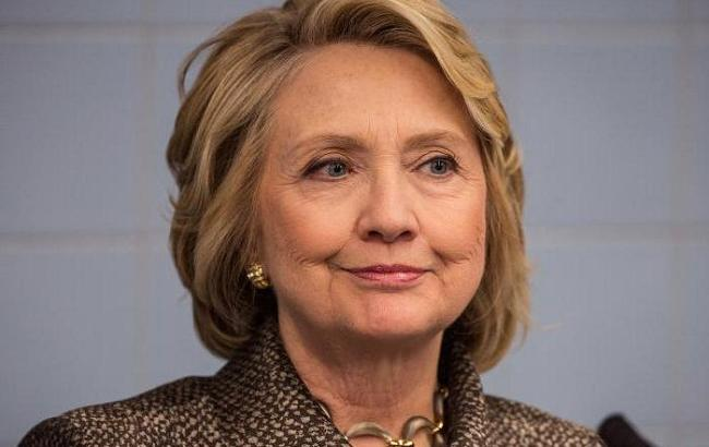Фото: Хиллари Клинтон - возможный новый президент США