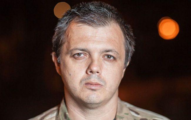 Дело ЧВК Семенченко: апелляционный суд оставил экс-нардепа под арестом