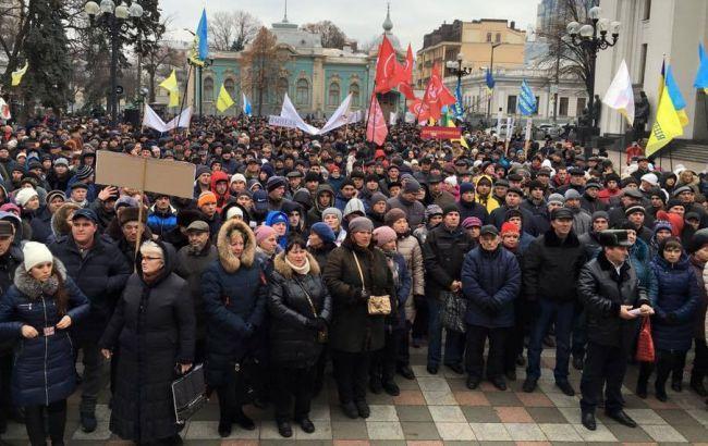 Фото: Митинг (kurkul.com)