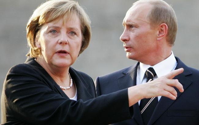 Путин и Меркель 10 мая обсудят ситуацию в Украине