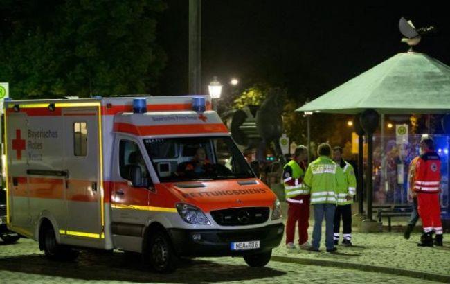 """Фото: ответственность за теракт в Ансбахе взяло """"Исламское государство"""""""