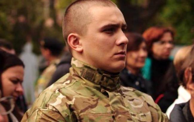 Фото: лидер ПС в Одесской области Сергей Стерненко