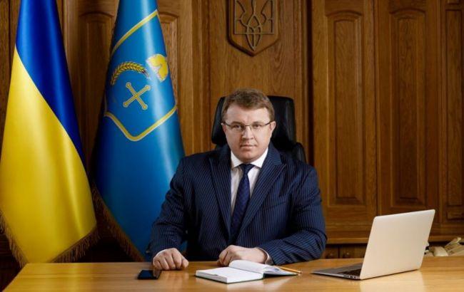 Зеленский объявил выговор руководителю Сумской области