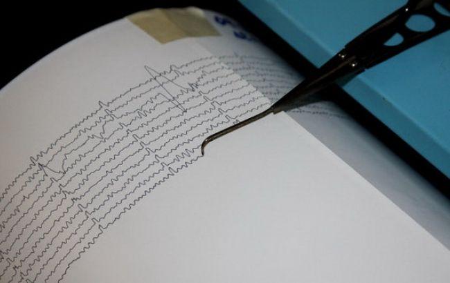 Фото: у берегов Японии зафиксировано землетрясение