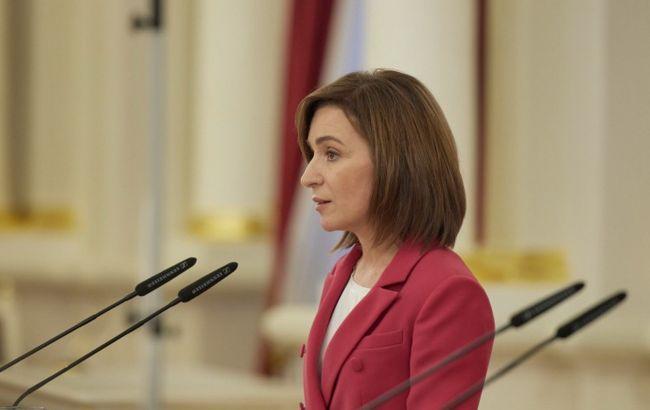 """Санду предлагает создать """"круг доверия"""" Румыния-Молдова-Украина"""