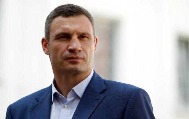 Виталий Кличко: Пока децентрализация - это лишь громкие заявления