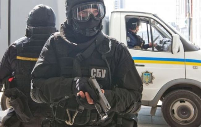 Фото: СБУ викрила злочинну группу