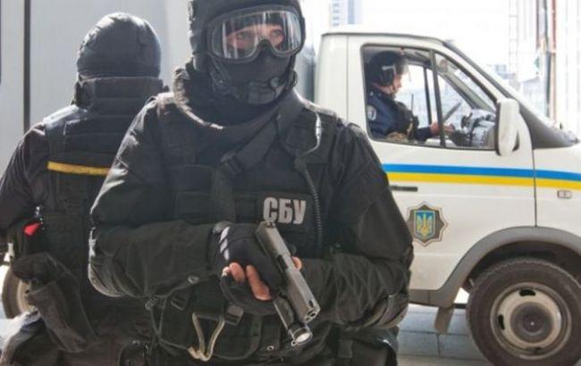 Фото: СБУ задержала представителя радикального движения