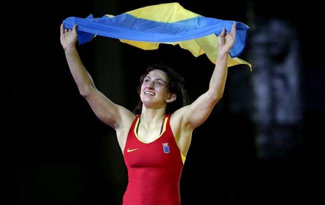 Українка стала триразовою чемпіонкою Європи з боротьби