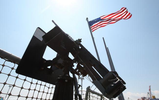 ВМС США випробували лазерну зброю проти безпілотників