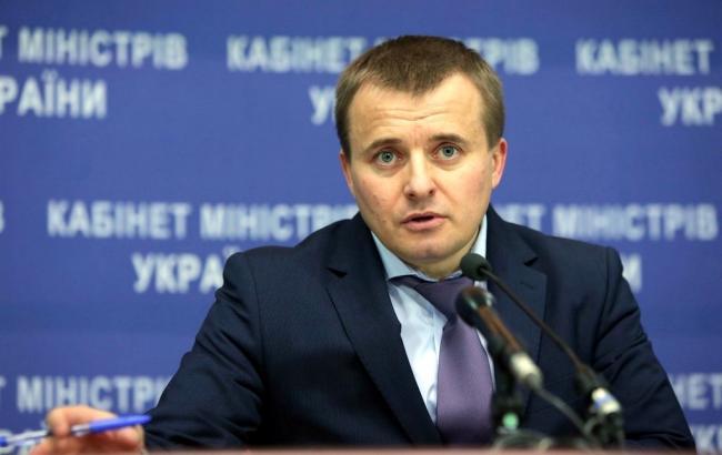 Україна не має наміру надавати РФ гарантії на обсяги закупівлі газу