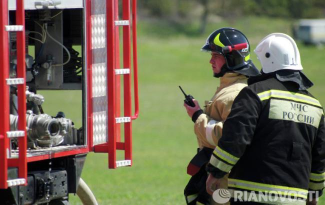 В результаті пожежі в туристичному кемпінгу в РФ загинули 4 людини