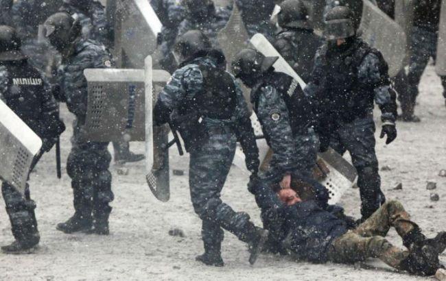 Российская Федерация невыдает 12 бывших бойцов «Беркута»— Киев