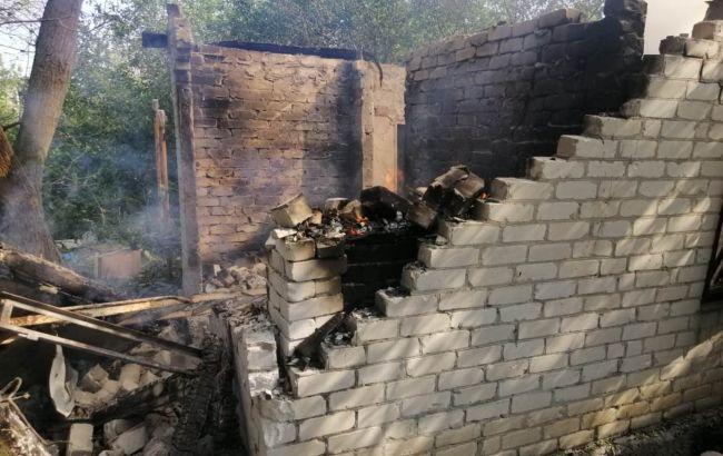 Бойовики обстріляли Авдіївку: зруйновані два будинки