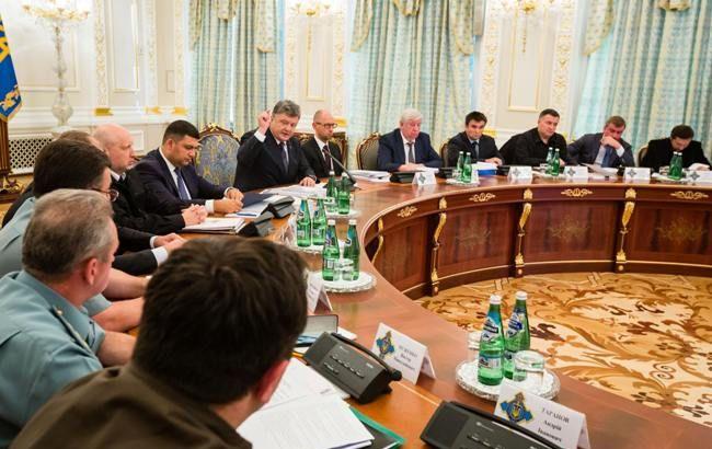 РНБО схвалила нову військову доктрину, Тимошенко відмовилася координувати коаліцію та інші новини 2 вересня