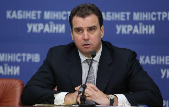 Абромавічус просить Раду проголосувати за його відставку завтра