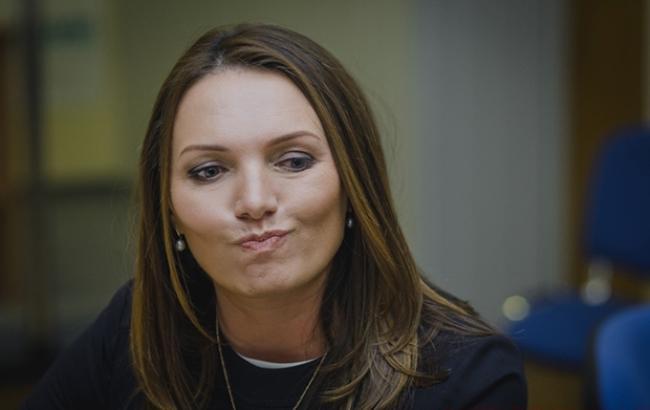 Посмішка Заходу: Мирослава Гонгадзе розповіла про реакцію світу на е-декларації українських чиновників