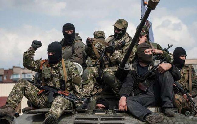 Фото: зафіксовані чергові втрати бойовиків на Донбасі