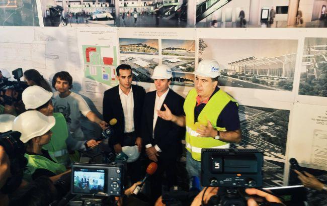 Будівництво нового терміналу одеського аеропорту буде завершено 15 червня 2016 р