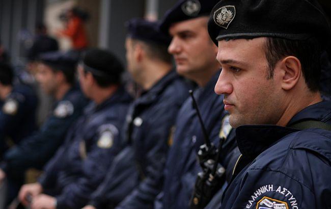 Уздания министерства труда Греции вцентре Афин обезврежен подозрительный рюкзак