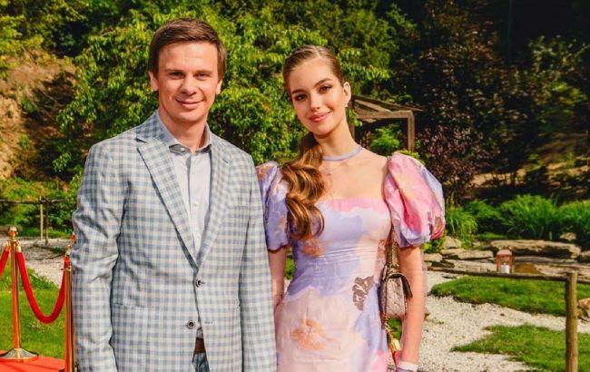 Красунчики: дружина Дмитра Комарова зачарувала кумедним фото з чоловіком