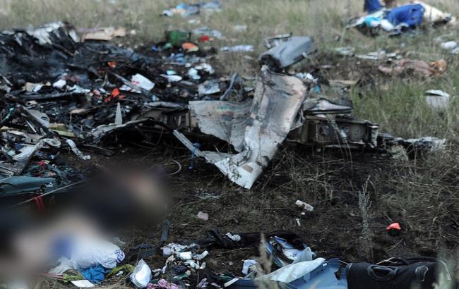 Звіт з катастрофи Boeing 777: точне місце запуску ракети не встановлено