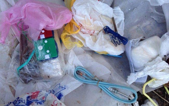 В Одесі виявлено схованку з саморобними бомбами, - СБУ