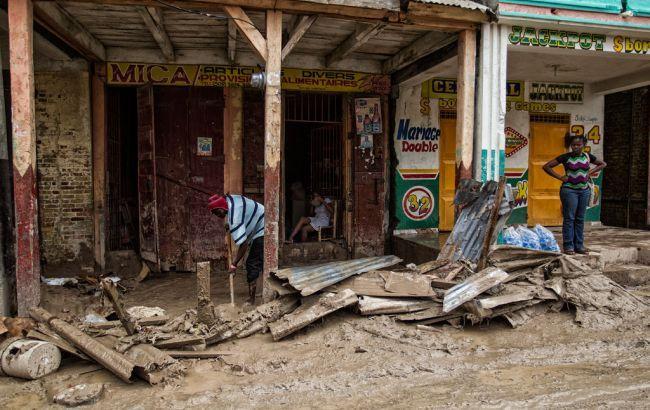"""Фото: ураган """"Мэтью"""""""