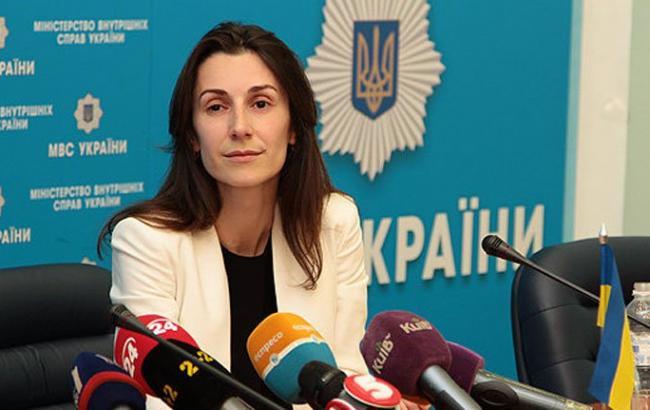 Фото: Эка Згуладзе ушла в отставку (ukr.net)