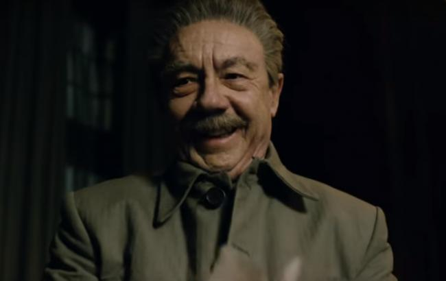 """Кадр з фільму """"Смерть Сталіна"""" (скріншот youtube.com/Entertainment One UK)"""