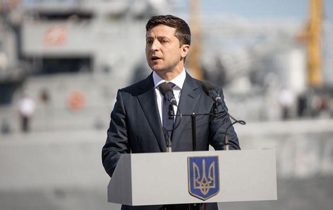 Зеленський розповів, коли призначить главу Одеської ОДА