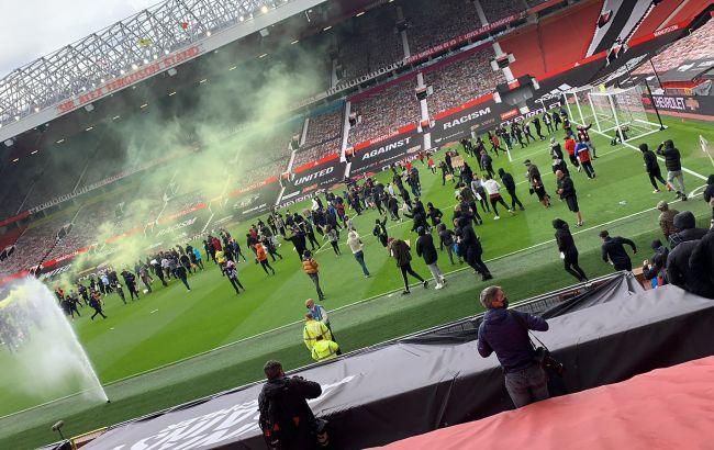 """Протест на """"Олд Траффорд"""": власники МЮ вражені діями вболівальників"""