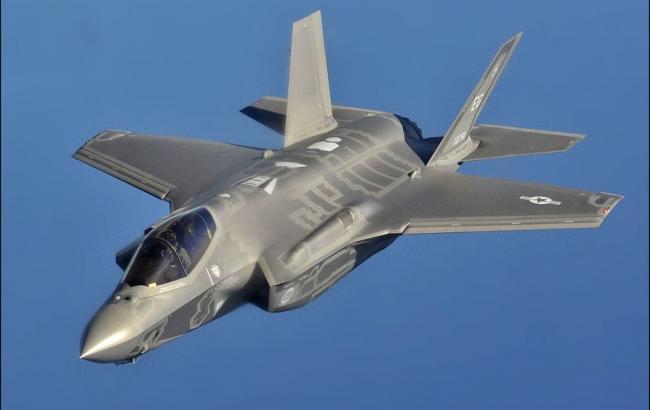 Фото: F-35A