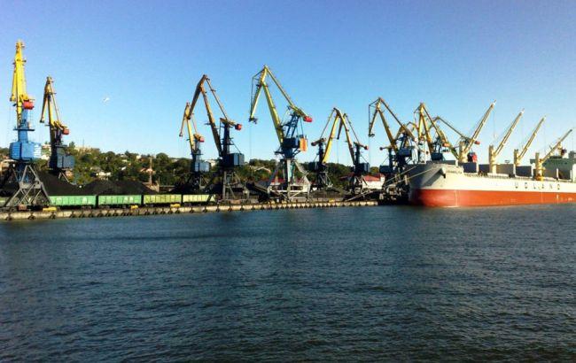 Фото: Мариупольский морской торговый порт