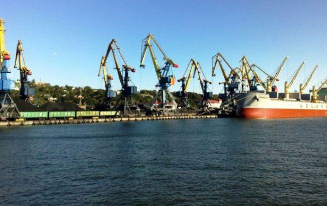 Фото: Маріупольський порт