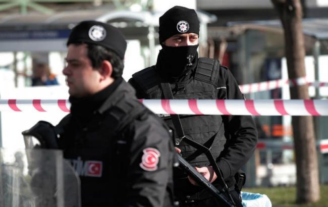ВТурции занеделю задержаны неменее 1800 человек