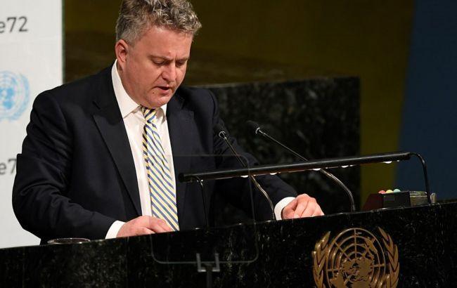 Постпреда Украины в ООН избрали вице-председателем ЭКОСОС