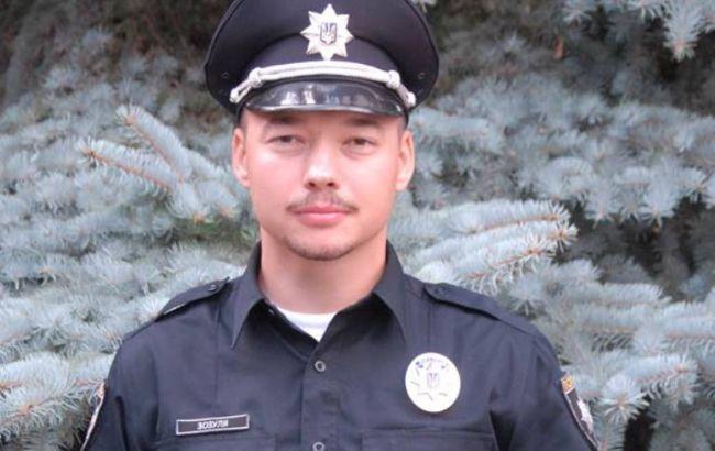 Юрій Зозуля призначений головою патрульної поліції Львова